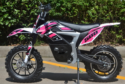 Apollo Elite Electric Dirt Bike Speeds To 25mph Super Sale Price