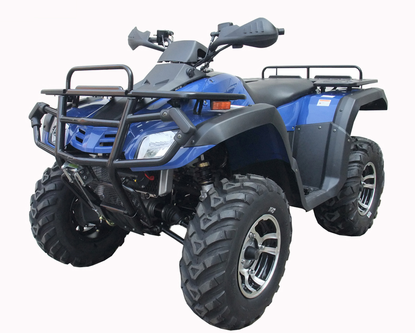 Atv 550cc 4X4 Kymoto Elite -  ATV-Quads-4Wheeler.com