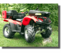 ATV Storage Boxes - Baskets & Bags