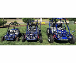 CALIFORNIA LEGAL OFFROAD GO KARTS