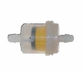Chinese Parts - 1/4� Straight 04-0101 Fuel Filter from Atv-Quads-4Wheeler.com