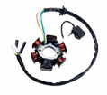 Chinese Parts - 150Cc 6-Coil Magneto / Stator from Atv-Quads-4Wheeler.com