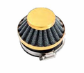 Chinese Parts - 2-Strokes Wire Mesh, Short Cone Air Filter from Atv-Quads-4Wheeler.com