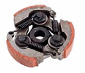 Chinese Parts - 3-Leaf without Key Hole Complete Assembly Clutch from Atv-Quads-4Wheeler.com
