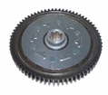 Chinese Parts - 4-Stroke Horizontal Engines 69T Clutch Counter Gear Set from Atv-Quads-4Wheeler.com