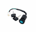 Chinese Parts - 4 Wire 4-Stroke Ignition Switch Male Plug from Atv-Quads-4Wheeler.com