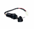 Chinese Parts - 4 Wire 4-Stroke Sealed Ignition Switch Female Plug from Atv-Quads-4Wheeler.com