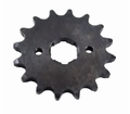 Chinese Parts - 428 Drive Chain Sprocket 17Mm from Atv-Quads-4Wheeler.com