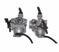 Chinese Parts - 50-125cc 4-Stroke Horizontal Engines 19mm High Performance Mikuni Version Carburetor from Atv-Quads-4Wheeler.com