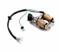 Chinese Parts - 70-125Cc Electric Start 4-Stroke 2-Coil Magneto / Stator from Atv-Quads-4Wheeler.com