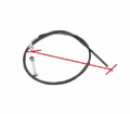 Chinese Parts - B1 Style 41� Brake Cables from Atv-Quads-4Wheeler.com