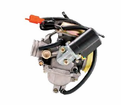 Chinese Parts - Gy6 125/150Cc Stock Carburetor with Electric Choke from Atv-Quads-4Wheeler.com