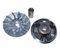 Chinese Parts - Gy6 125/150Cc Variator (Pulley) Clutches from Atv-Quads-4Wheeler.com