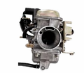 Chinese Parts - Gy6 250Cc High Performance Carburetor with Electric Choke from Atv-Quads-4Wheeler.com
