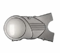 Chinese Parts - Silver 22-0006 Chain Covers from Atv-Quads-4Wheeler.com