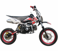 Coolster XS Deluxe 125cc Pit/Dirt Bike - Semi-Automatic Transmission - Low Seat Height - Calif Legal