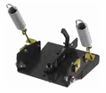 Cycle Country Powersports Accessories - Atv Push Tube Wp2 Front Mount from Atv-Quads-4Wheeler.com