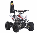 "Electric ATV by Tom Ride <b><font color=""red""><font size=""5"">Professionial Grade</font></font></b> - for Beginner & Advanced Youth Riders -"