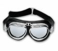 Emgo Chrome One - Piece Lens Goggles from Atv-quads-4wheeler.com