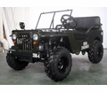 Jeep Willys Off-Road 125cc Mini Utv/ Go-Kart/ Golf Cart - Calif Legal