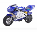 Jet Moto Pocket Bike 40cc 4-Stroke Mini Bike Race Model