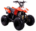 "Jet Moto Ranger R3 Youth 110cc ATV  - Premium Upgraded Shocks & Suspension - Larger 16"" Tires - Calif LEGAL!"