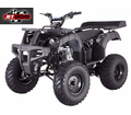 Jet Moto Series Wrangler X-15 - 250 Sport / Utility Quad - New Model with Larger Tires & Rims!