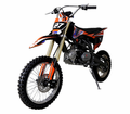 "Jet Moto ULTRA-PRO Deluxe Dirt/Pit Bike with Extra Large 17"" Wheel -""NEW FOR 2018"""
