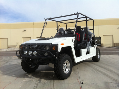 JOYNER RENEGADE R4 1100cc UTV 4-Cyclinder DOHC 72hp 4-Seater.