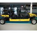 JOYNER T-4 Trooper 4-Seater - Built to Order - 1100cc DOHC 86hp 4 x 4 - Dump Bed - CALIF LEGAL!