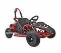 Kicker 1000-GX Electric Go Kart - 48 Volts - Speeds to 17mph!
