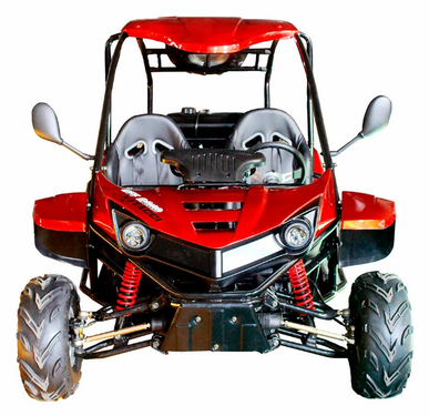 9bc258878d12 Cougar T-REX 125 Go KART - Automatic with Reverse, Lowest Price ...