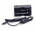 Rigid Industries LED Lighting - Electrical - AC/DC Charger Li-Ion battery - Lowest Price Guaranteed!