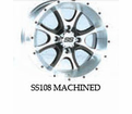 "SS108 Wheel Kits for 12"" Big Horn"
