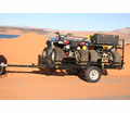 Star Ii With Rear Ramp And Side Load - 2 Atv Model - Cargo - Utility Trailer With Loading Gate Kit
