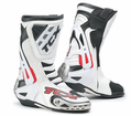 Tcx Competizione Rs Racing Boot - White from Atv-quads-4wheeler.com