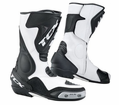 Tcx Ss Sport Racing Boot - White from Atv-quads-4wheeler.com