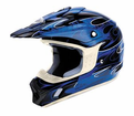 THH-12 #3 Flame Helmet- Best Selection- Lowest Price Guaranteed at Atv-Quads-4Wheelers.Com