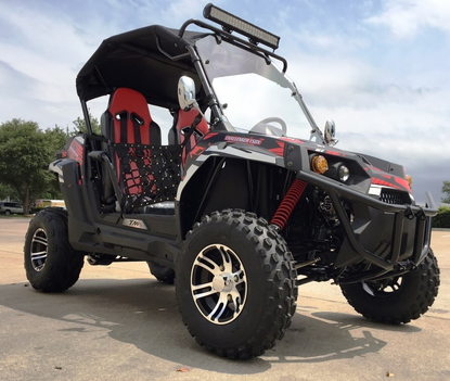 TrailMaster Challenger 150X Deluxe Extended Version