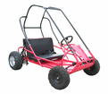 "Trailmaster XRS Mid Size  Go Kart - 163cc Engine - 6.5hp- <b><font color=""green""><font class=""size3"">NOW Calif Legal</font></font></b>  -"