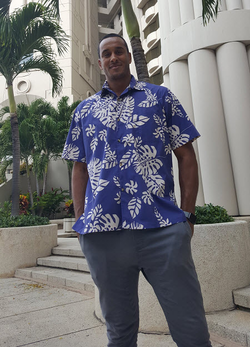 Authentic Resort Hawaiian Aloha Camp Shirt (Minimum order and re-orders is 48 shirts, may not be returned or exchanged, call for details.)