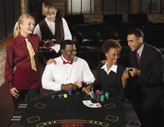 Casino Uniforms