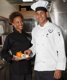 Cotton Chef Coats