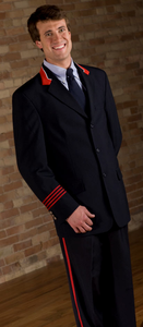 Doorman-Bellman Hotel Uniforms