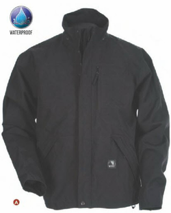 Heavy Weight Waterproof Breathable Nylon Jacket