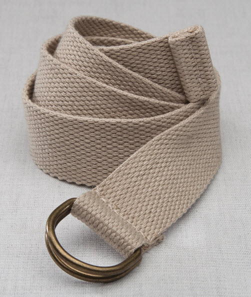 233e60c18d7b1 Hotel D-Ring Web Belt (Discontinued may NOT be returned or exchanged)
