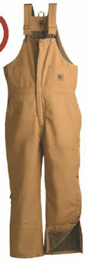 Industrial Deluxe Insulated Bib Overall