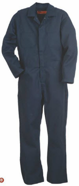 Industrial Standard Unlined Coverall