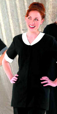 Ladies Averill Housekeeping Tunic (Discontinued NOT Returnable)