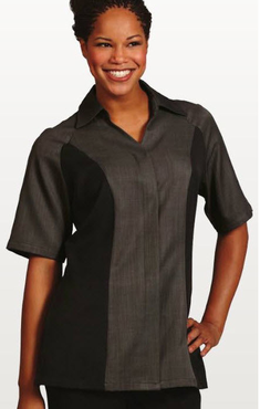 Ladies Epic Dual Tone Housekeeping Tunic